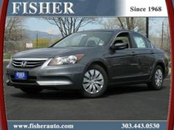 Fisher Honda Accord Sale